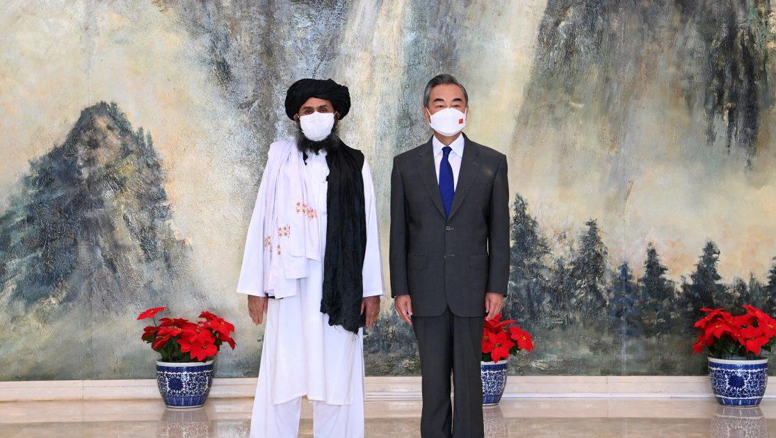 Талибы приехали в Китай