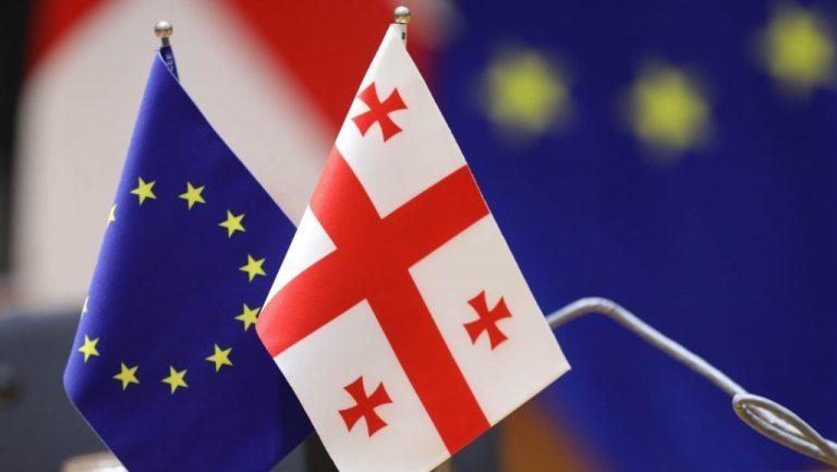 Грузинская правящая партия ослушалась Брюссель