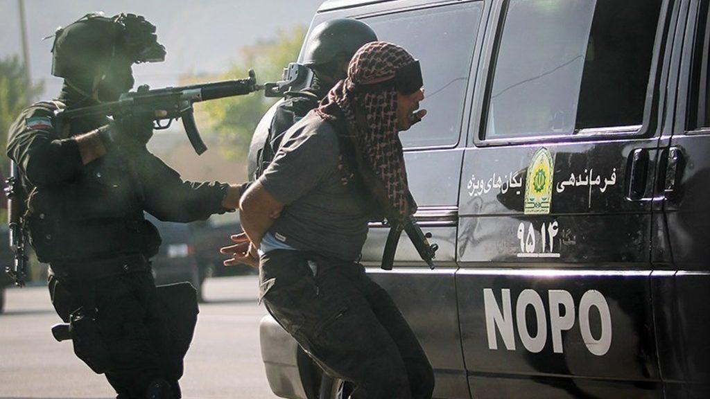 иранская военная полиция