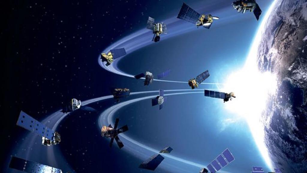 космос спутники