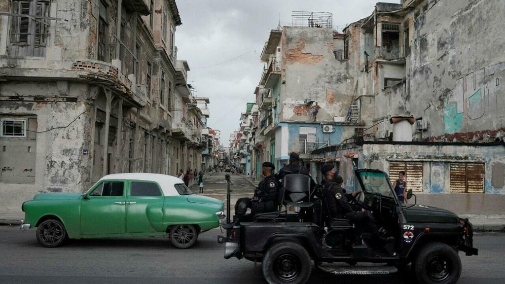 силовики Куба