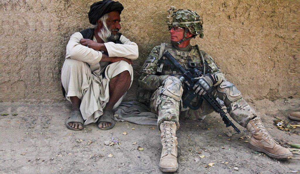 сша нато в афганистане