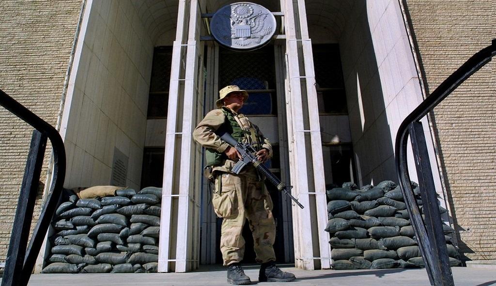 посольство США в Кабуле
