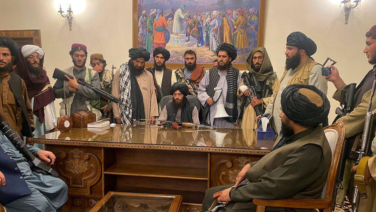 талибы взяли Кабул