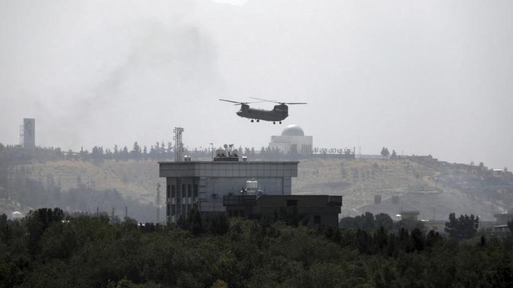 НАТО эвакуирует своих из Афганистана