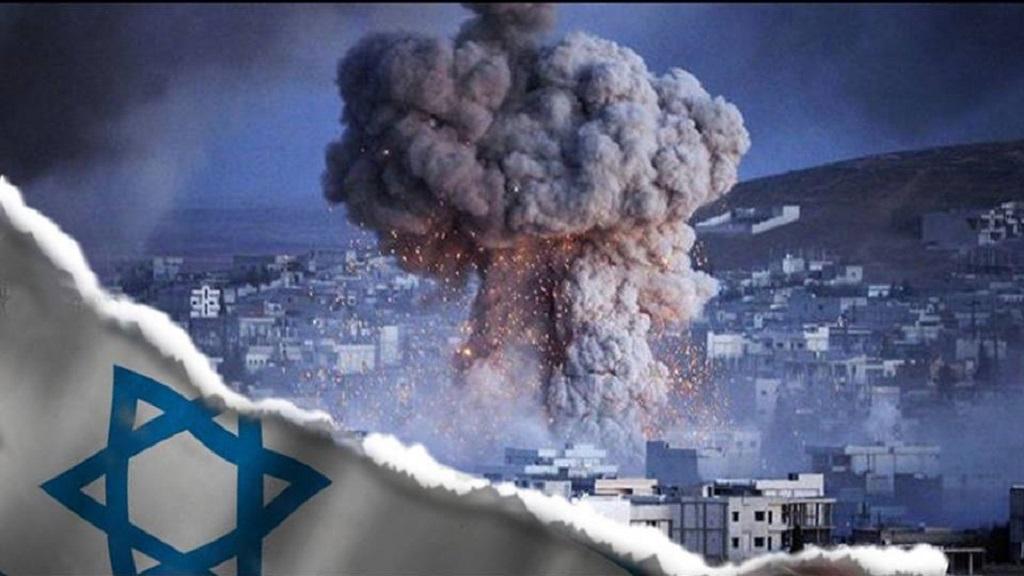 Израиль вновь атакует Газу