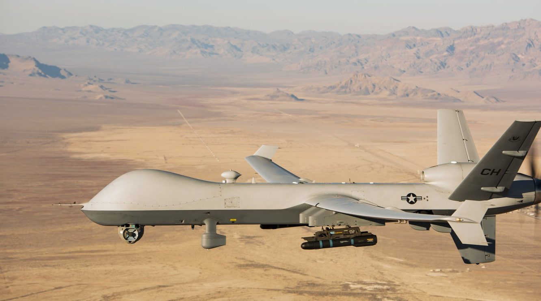 боевой дрон США