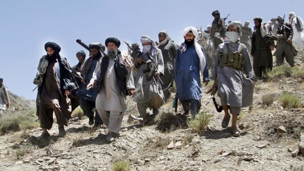 Талибан - запрещен в РФ