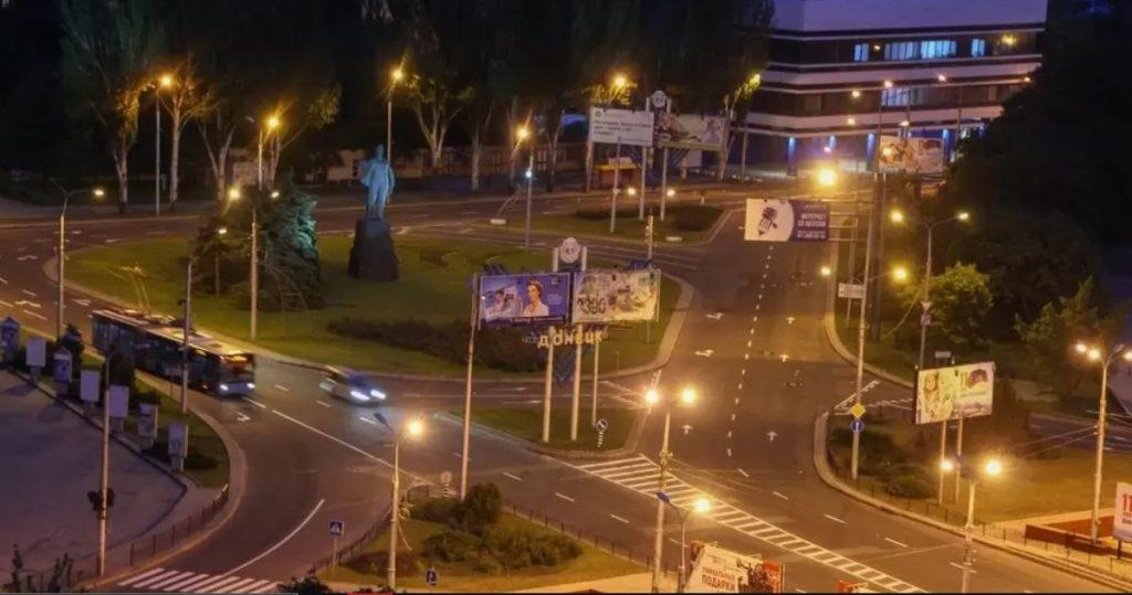 Пушилин: комендантский час в ДНР по выходным отменён до конца сентября