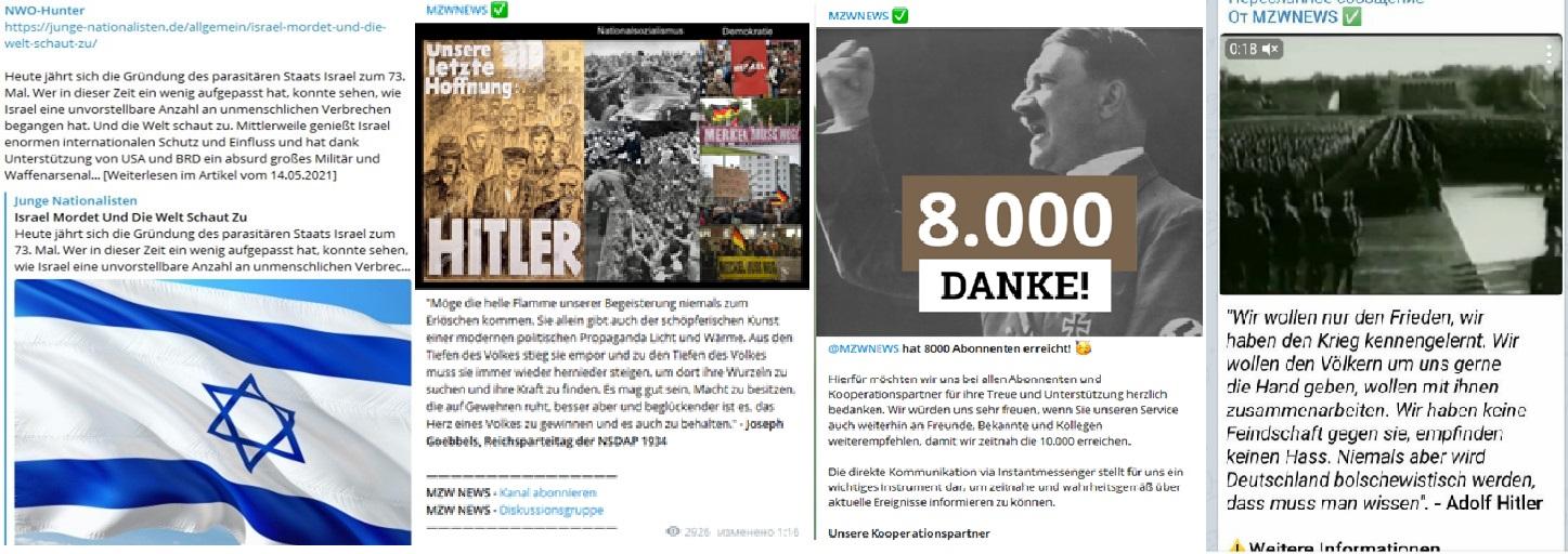 националисты в немецком интернете