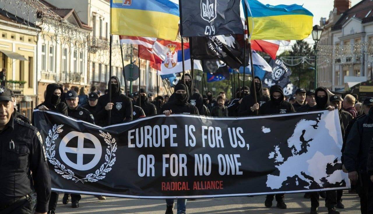 укронацисты