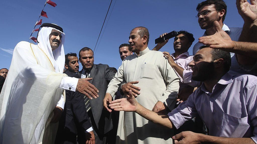 Катар поможет бедствующим палестинцам в Газе