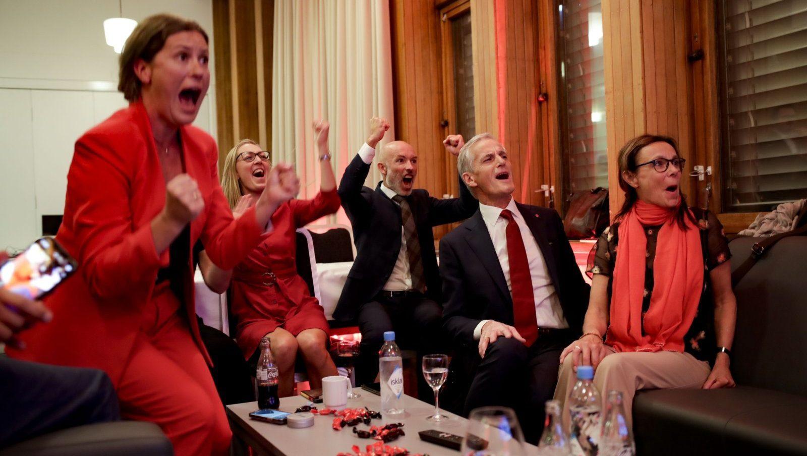 Норвегия после выборов повернула влево. На очереди Германия?