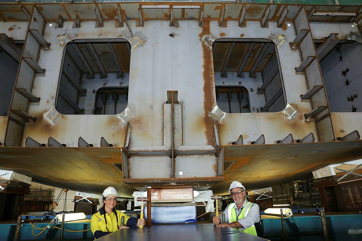 Австралия построит атомные подводные лодки