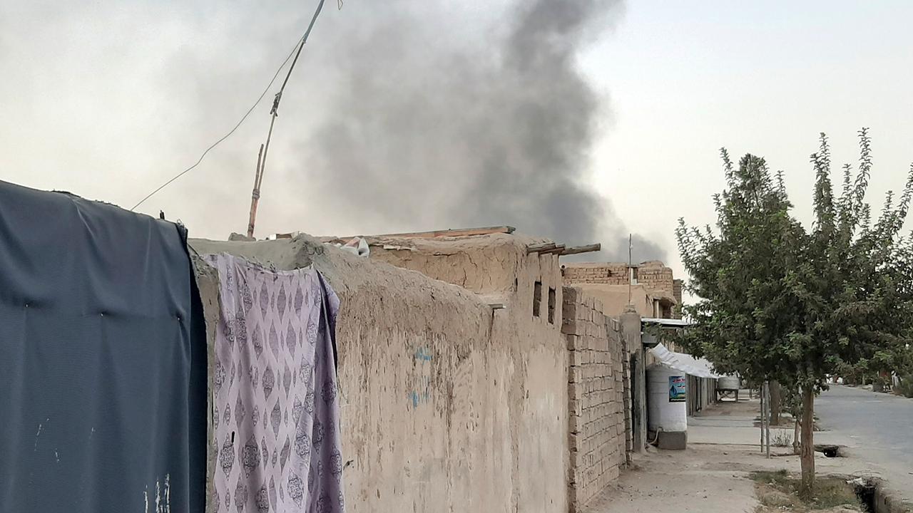 В Кабуле произошёл ракетный обстрел