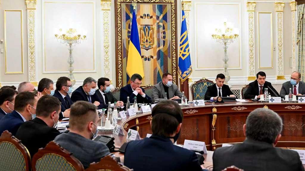 СНБО может ввести санкции против крупнейших украинских телеканалов