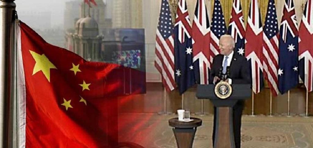 В Китае прокомментировали появление антикитайского союза AUKUS