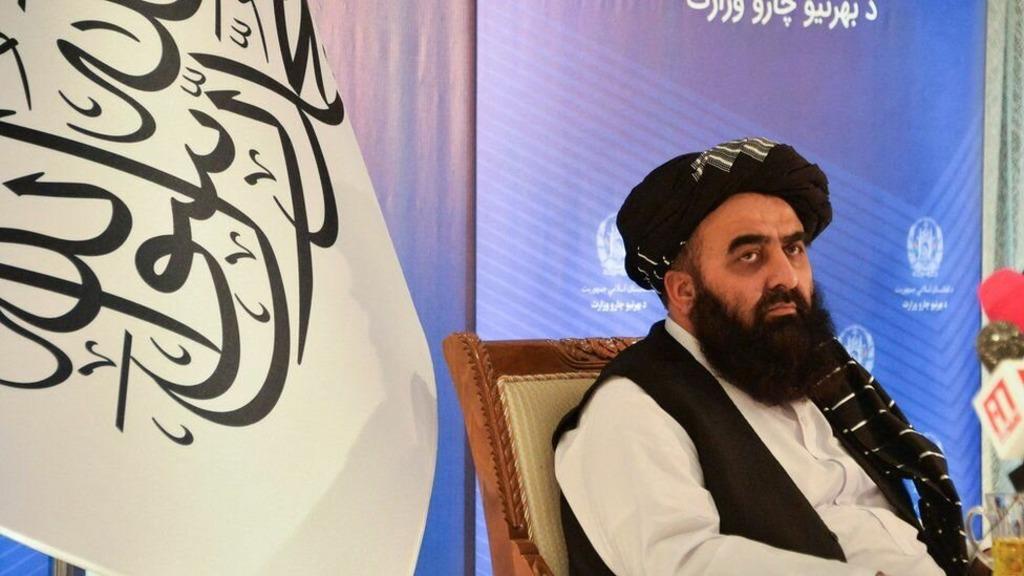 Амир Хан Муттаки, глава МИД Афганистана от Талибана