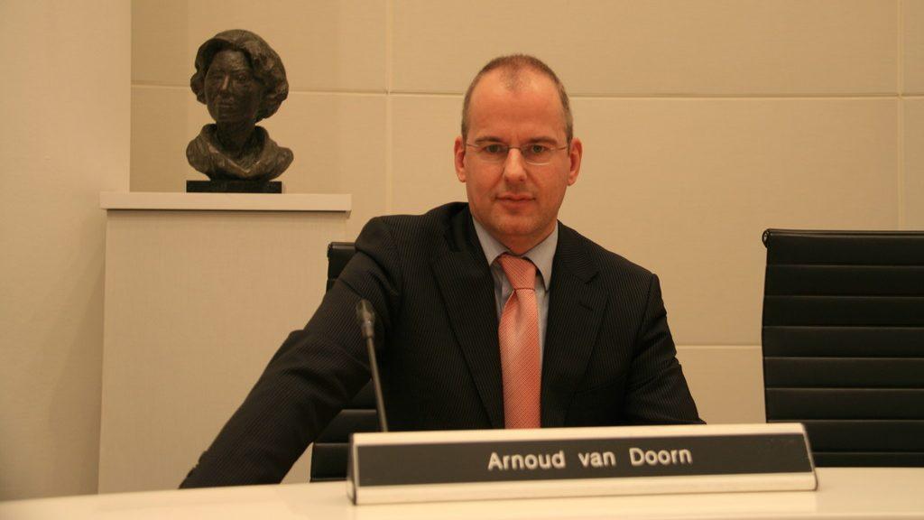 Арнад ван Доорн