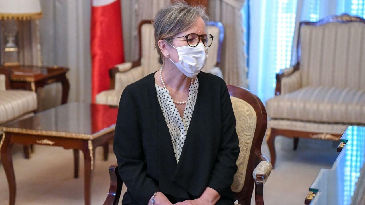 Наджла Боден Ромдан, премьер Туниса