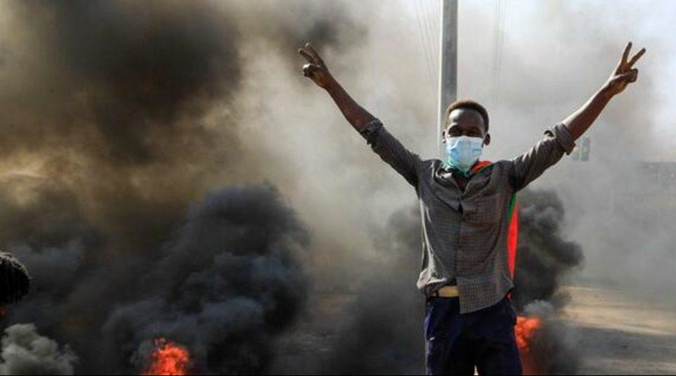 Военный переворот в Судане возмутил США и Великобританию
